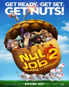 فيلم The Nut Job 2: Nutty by Nature 2017 مترجم HDCAM