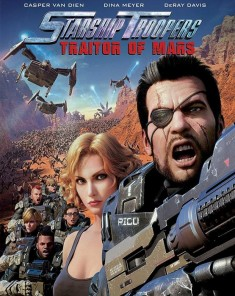 فيلم Starship Troopers Traitor Of Mars 2017 مترجم