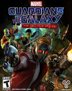 لعبة Marvels Guardians of the Galaxy Episode 3 بكراك CODEX