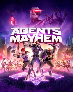لعبة Agents of Mayhem بكراك Codex