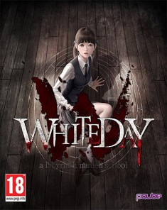 لعبة White Day A Labyrinth Named School ريباك فريق FitGirl