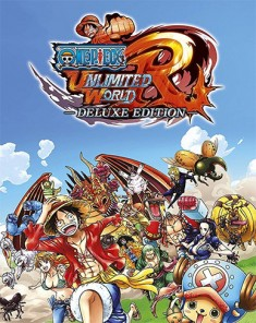 لعبة ONE PIECE UNLIMITED WORLD RED DELUXE EDITION ريباك