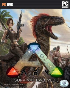 لعبة ARK Survival Evolved بكراك CODEX