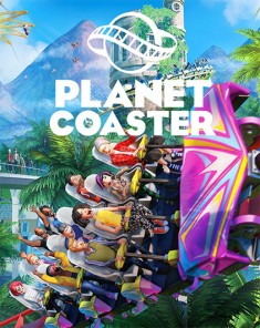 لعبة Planet Coaster Cedar Points Steel Vengeance ريباك