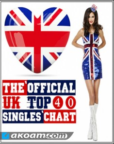 UK Top 40 Singles Chart August  2017