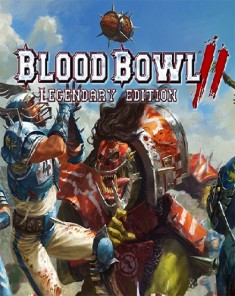 لعبة Blood Bowl 2 Legendary Edition ريباك فريق FirGirl