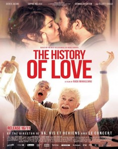 فيلم The History of Love 2016 مترجم