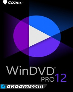 برنامج Corel WinDVD Pro 12.0.0.81 SP3 Multilingual