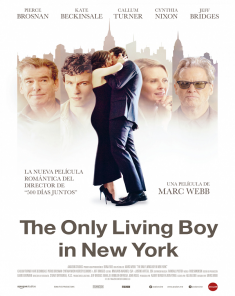 فيلم The Only Living Boy in New York 2017 مترجم