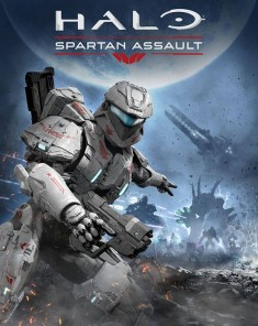 لعبة Halo Spartan Assault ريباك فريق RG Mechanics