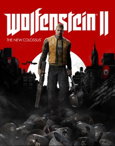 لعبة Wolfenstein II The New Colossus بكراك CODEX