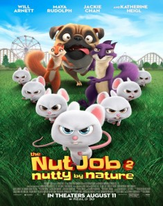 فيلم The Nut Job 2: Nutty by Nature 2017 مترجم