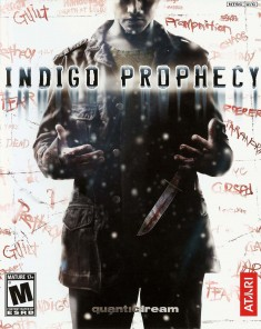 لعبة Fahrenheit Indigo Prophecy Remastered ريباك فريق RG Mechanics