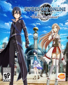 لعبة Sword Art Online Hollow Realization Deluxe Edition ريباك فريق Fitgirl