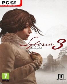 لعبة Syberia 3 Digital Deluxe Edition ريباك فريق Fitgirl