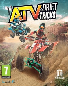 لعبة  ATV Drift and Tricks ريباك فريق Fitgirl
