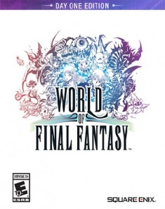 لعبة World of Final Fantasy Day One Edition ريباك فريق Fitgirl