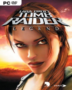 لعبة Tomb Raider Legend ريباك فريق RG Mechanics