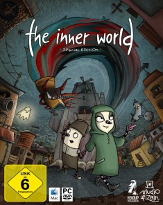 لعبة The Inner World ريباك فريق RG Mechanics