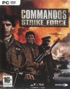 لعبة Commandos Strike Force ريباك فريق RG Mechanics