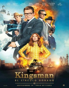 فيلم Kingsman: The Golden Circle 2017 مترجم