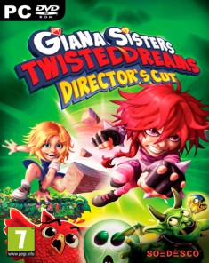 لعبة Giana Sisters Twisted Dreams ريباك فريق RG Mechanics