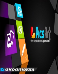 برنامج PicsArt Photo Studio v9.25.1