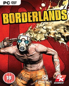 لعبة Borderlands Game of the Year Edition ريباك فريق RG Mechanics