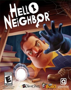 لعبة Hello Neighbor ريباك فريق FitGirl