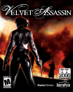لعبة Velvet Assassin ريباك فريق RG Mechanics