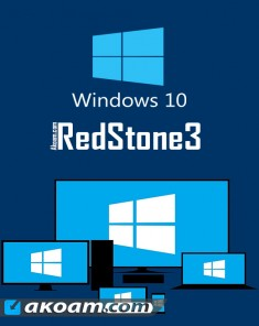 ويندوز Windows 10 RedStone 3 Enterprise December 2017