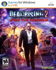 لعبة Dead Rising 2 Off the Record ريباك فريق RG Mechanics