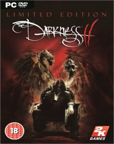 لعبة The Darkness 2 Limited Edition ريباك فريق RG Mechanics