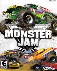 لعبة Monster Jam Battlegrounds ريباك فريق RG Mechanics