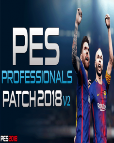 باتش PES Professionals Patch 2018 V2