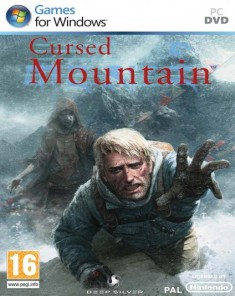 لعبة Cursed Mountain ريباك فريق RG Mechanics