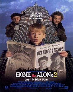 فيلم Home Alone 2: Lost in New York 1992 مترجم
