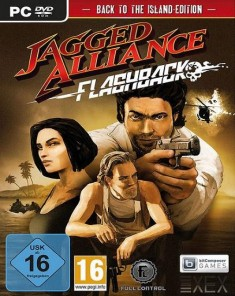 لعبة Jagged Alliance Flashback ريباك فريق RG Mechanics