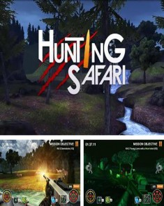لعبة Hunting Safari 3D 1.4