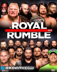 مهرجان WWE Royal Rumble 2018