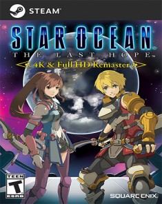 لعبة Star Ocean The Last Hope نسخة ريباك فريق Fitgirl