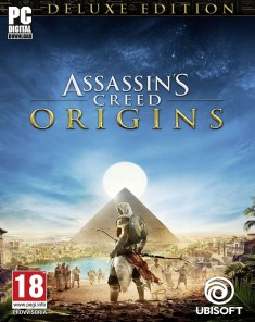 لعبة Assassin's Creed Origins + 4 DLCs  نسخة ريباك فريق Fitgirl