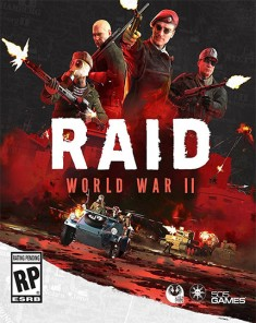 لعبة RAID World War II + The Countdown Raid DLC  نسخة ريباك فريق Fitgirl
