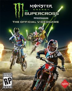 لعبة Monster Energy Supercross The Official Videogame نسخة ريباك فريق Fitgirl