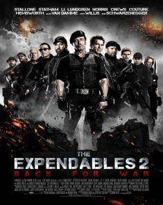 فيلم 2012 The Expendables 2 مترجم