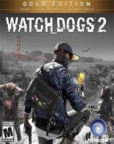 لعبة WATCH DOGS 2 GOLD EDITION + ALL DLCS ريباك فريق Fitgirl
