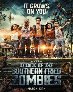 فيلم Attack of the Southern Fried Zombies 2017 مترجم