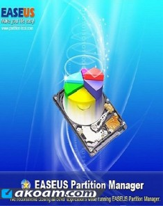 برنامج EASEUS Partition Master v12.9 Technician Edition
