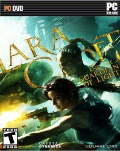 لعبة Lara Croft and the Guardian of Light ريبِاك فريق RG Mechanics