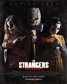 فيلم The Strangers: Prey at Night 2018 مترجم